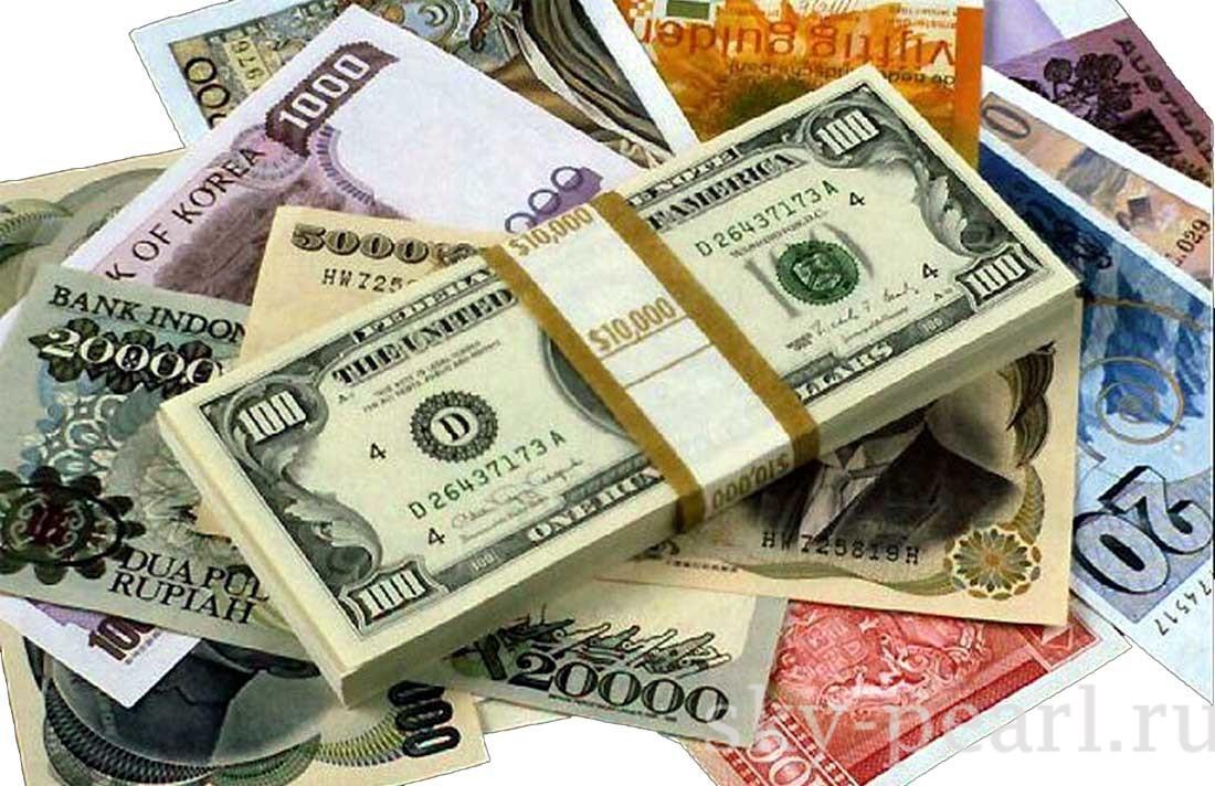 деньги купюры