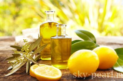 цитрусовое масло