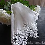 платок и роза