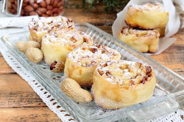 печенье на ореховый спас