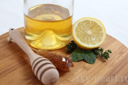 маска из меда