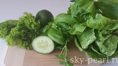зелень витаминная