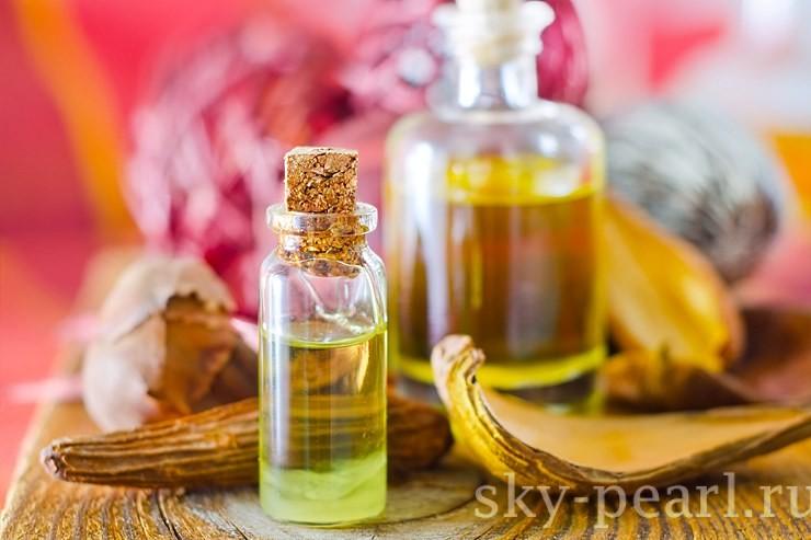 натуральные масла