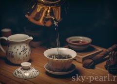 История черного цейлонского чая