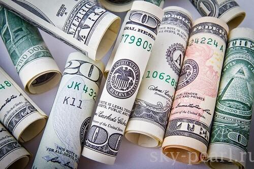 деньги бумажные во сне