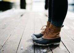 Как ухаживать за обувью в осенне-зимний период?